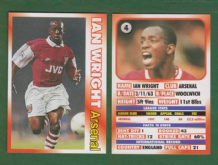 Arsenal Ian Wright England 4